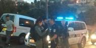 قوات الاحتلال تغلق الطرق المؤدية إلى بلدة سلوان جنوب الأقصى