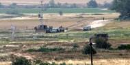 """توغل 5 جرافات عسكرية """"إسرائيلية"""" شمال القطاع"""