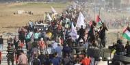 الفصائل تنظم مهرجانا سلميا شرق مدينة غزة والاحتلال يقمع المشاركين