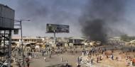 عصابات مسلحة تغلق شوارع لاجوس عقب خطاب الرئيس النيجيري