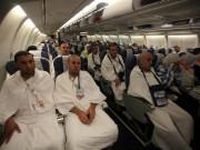 الأوقاف: أولى رحلات معتمري غزة ستنطلق غدا
