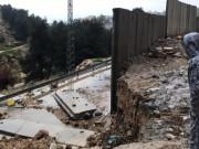 جيش العدو يعلن الانتهاء من تشييد الجدار الأرضي العنصري في مارس المقبل