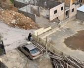 شاهد|| قوات الاحتلال تعتقل 3 شبان من مخيم شعفاط شمال