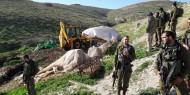 إخطار أكثر من 20 منشأة بالهدم والإخلاء في شمال القدس