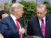 ترامب: أردوغان خطط للهجوم على سوريا منذ فترة طويلة