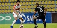 الزمالك يتعادل إيجابيًا مع وادي دجلة في الدوري المصري