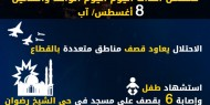 عدوان غزة 2014.. تسلسل أحداث اليوم الواحد والثلاثين
