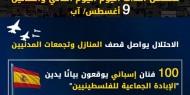 عدوان غزة 2014.. تسلسل أحداث اليوم الثاني والثلاثين