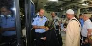 بدء عودة حجاج غزة