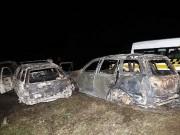 10 قتلى جراء اصطدام شاحنة وقود بـ3 سيارات  في غرب أوغندا
