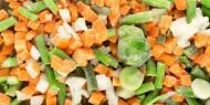 تعرف على الأخطاء الشائعة في التعامل مع الخضروات المجمدة؟؟