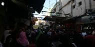 صور|| مسيرات غاضبة في مخيم عين الحلوة ضد قرار وزارة العمل اللبنانية