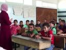 المنهاج الفلسطيني تحت مطرقة التهويد والتطبيع في استهداف عقول الطلبة المقدسيين