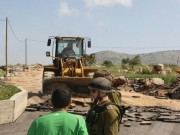 الاحتلال يستولي على أرض في تل الرميدة بمدينة الخليل