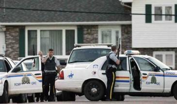 مقتل وإصابة 6 أشخاص بإطلاق نار جنوب شرق كندا