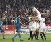 """""""الليغا"""".. إشبيلية يتصدر الدوري الإسباني بفوز صعب على آلافيس"""