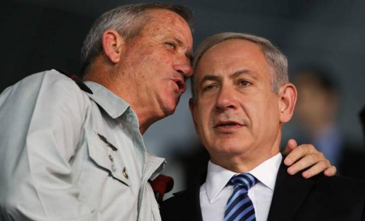"""تفاصيل خطة """"غانتس""""لتدمير حلم نتنياهو في الوصول للانتخابات الثالثة"""