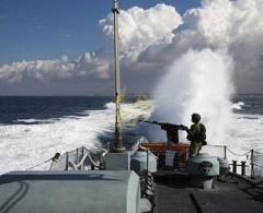 بحرية الاحتلال تطلق النار تجاه مراكب الصيادين قبالة بحر غزة