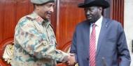 بدء مفاوضات السلام السودانية في جوبا.. والبرهان يؤكد: نتطلع لوضع حل نهائي