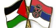 صربيا تقرر فتح ممثلية لها في فلسطين
