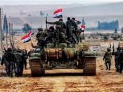 """الجيش السوري يسيطر على مدينة """"معرة النعمان"""""""
