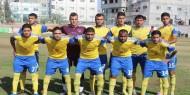 """""""الثوار والبحرية"""" يتعادلان إيجابيًا في دوري غزة"""