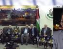 حنا ناصر ينقل موافقة الرئيس عباس على إجراء الانتخابات والفصائل ترحب