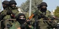 """الأجهزة الأمنية تعترض مركبة عسكرية """"إسرائيلية"""" في الخليل"""