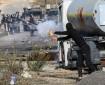 بالصور|| 77 إصابة خلال مواجهات عنيفة مع جيش الاحتلال بالضفة