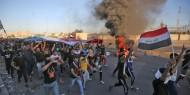 قتيلان و15 إصابة في صفوف المتظاهرين برصاص الشرطة العراقية