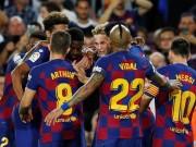 نجم برشلونة يحسم مصيره مع الفريق