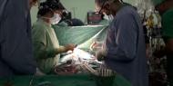 المستشفى الأوروبي يجري 8 عمليات قسطرة قلبية للأطفال بالشراكة مع وفد طبي إيطالي