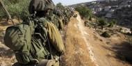 الاحتلال يجري تدريبًا عسكريًاعلى حدود لبنان