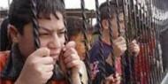 """إدارة سجون الاحتلال تنقل 4 أسرى قاصرين إلى عزل """"تسلمون"""""""