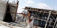 """""""الإحصاء"""" يعلن مؤشر أسعار تكاليف البناء والطرق وشبكات المياه بالضفة"""