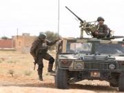 إصابة جنديان تونسيان إثر انفجار لغم أرضي في سيدي بوسعيد