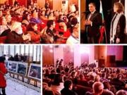افتتاح أمسية السينما الفلسطينية في بلغاريا