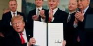 ترامب يعتزم الكشف عن بنود صفقة القرن الأسبوع المقبل
