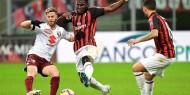 ميلان يصتدم بتورينو العنيد في ربع نهائي كأس إيطاليا