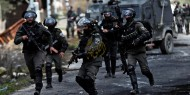الاحتلال يقمع مسيرة سلمية ضد الاستيطان في سلفيت