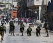 مصابان بالرصاص خلال مواجهات مع الاحتلال قرب باب الزاوية في الخليل