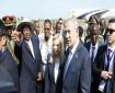 """على رأس وفد يضم 45 شخصًا: """"نتنياهو"""" يجتمع مع الرئيس الأوغندي في عنتيبي"""