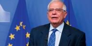 """الاتحاد الأوروبي نحن الجهة الوحيدة التي تقود عملية سلام حقيقية بين فلسطين و""""إسرائيل"""""""