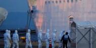 """إصابة 3 إسرائيليين على متن السفينة اليابانية بفيروس """"كورونا"""""""