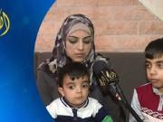 خاص بالفيديو|| مناشدة أم لثلاثة أطفال مصابون بالفشل الكلوي وتليف الكبد في غزة