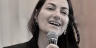 """الفلسطينية ابتسام بركات تنافس على جائزة الشيخ زايد بقصة """"الفتاة الليلكية"""""""