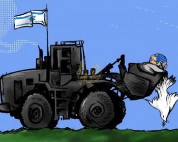 جريمة الاحتلال