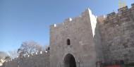 باب الساهرة في القدس.. ثراء معماري وزخرفي