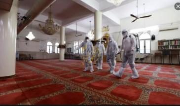 الأوقاف بغزة: تمديد إيقاف صلاة الجماعة والجمعة لأسبوعين إضافيين