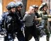 الاحتلال يعتقل شابين ويصيب أحدهم في رام الله